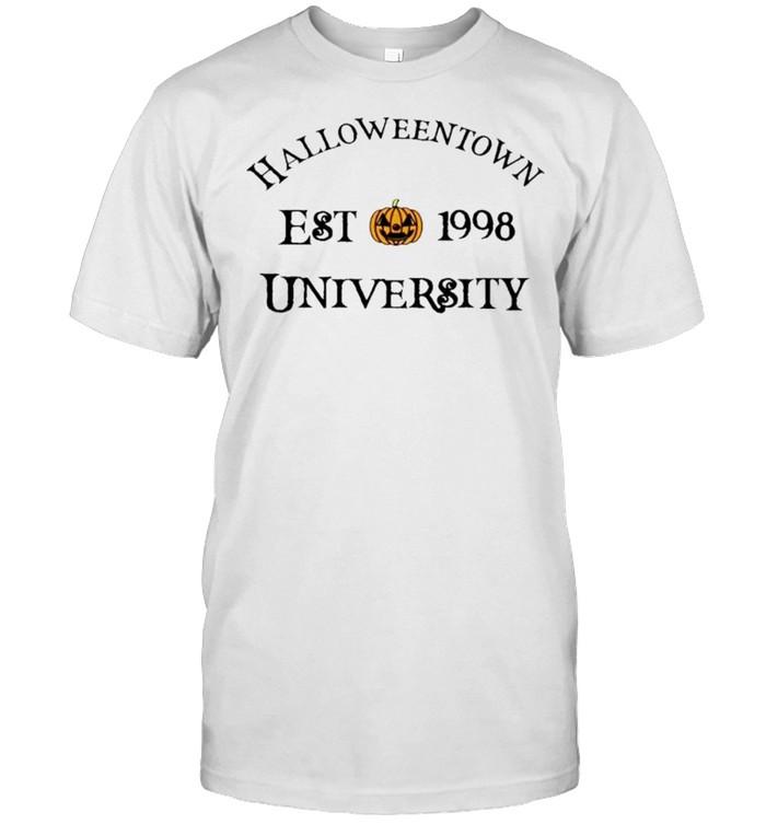 Halloweentown pumpkin est 1998 university shirt Classic Men's T-shirt