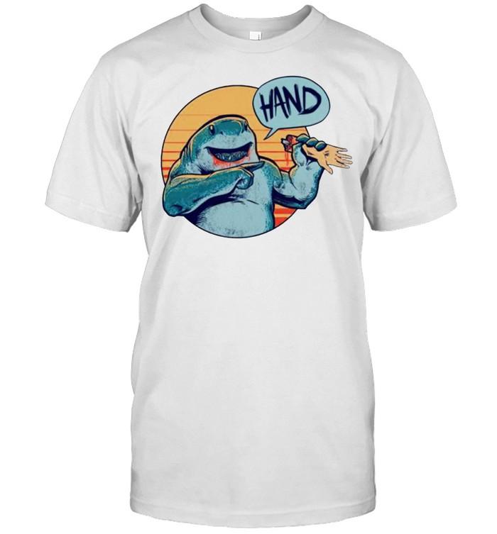 Shark hand gleydson barboza shirt Classic Men's T-shirt