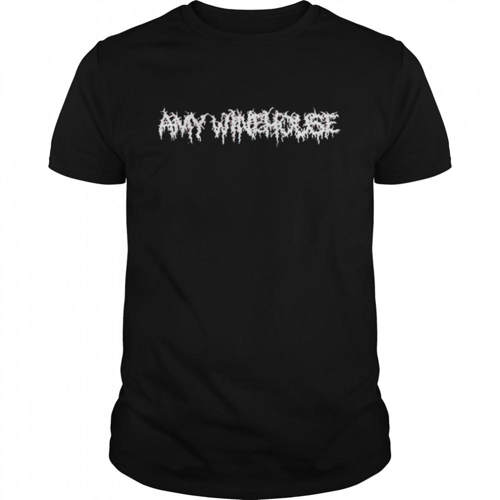Amy Winehouse shirt Classic Men's T-shirt