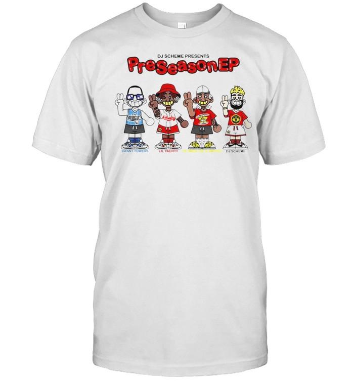 DJ scheme present preseason EP shirt Classic Men's T-shirt