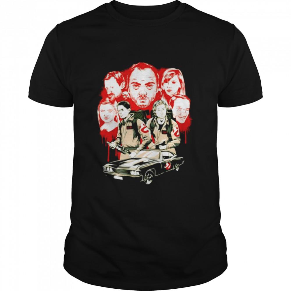 Demonbusters Supernatural shirt Classic Men's T-shirt