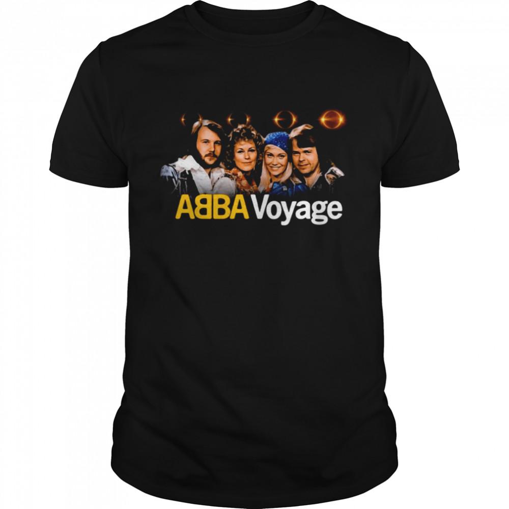 ABBA Voyage Abba 2021 Album Music T-shirt Classic Men's T-shirt