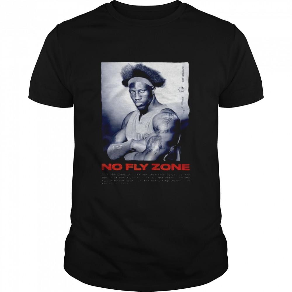 Ben Wallace No Fly Zone T- Classic Men's T-shirt