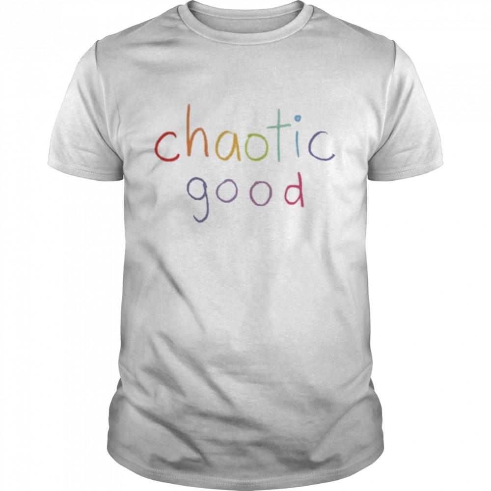 Chaotic Good shirt Classic Men's T-shirt